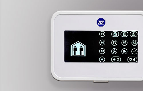Adt Home Security Systems >> Monitored Alarm Systems   Home Security   ADT