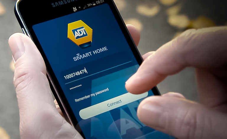 ADT Smart Home app